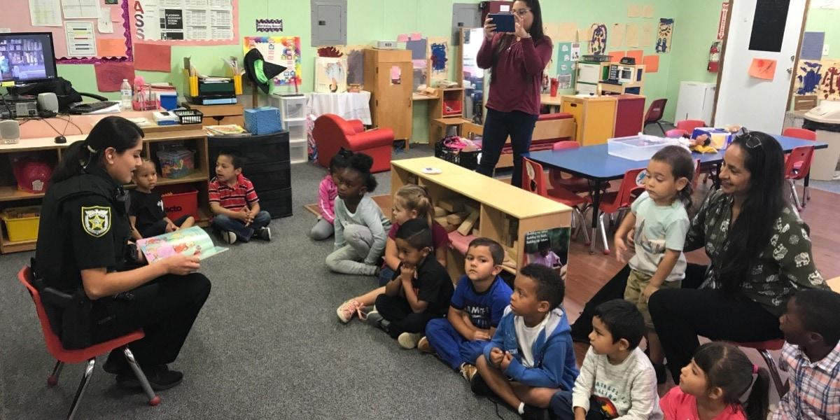 Okeechobee classroom